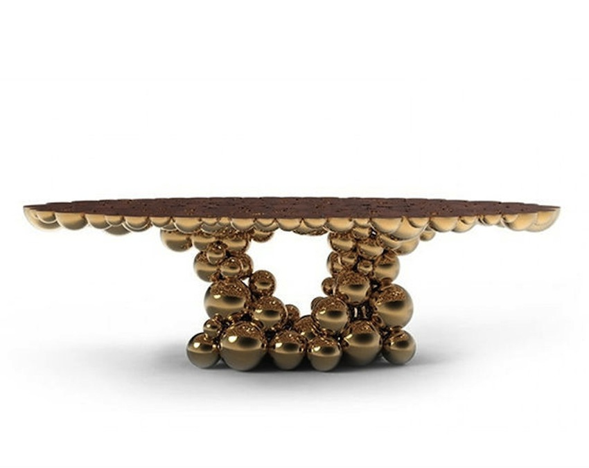 Modern-Dining-Room-Tables-Ideas-43-Newton-Gold-Dining-tabe-by-Boca-do-Lobo