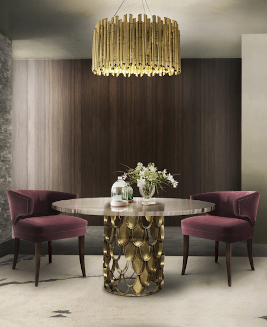 Top 10 Modern Round Dining Tables 2