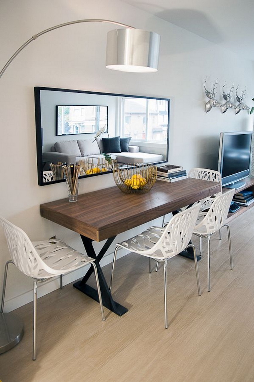 10 Narrow Dining Tables For A Small Room Discover The Season S Newest Designs And