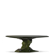 narrow dining tables 10 Narrow Dining Tables For a Small Dining Room bonsai boca do lobo thumbnail