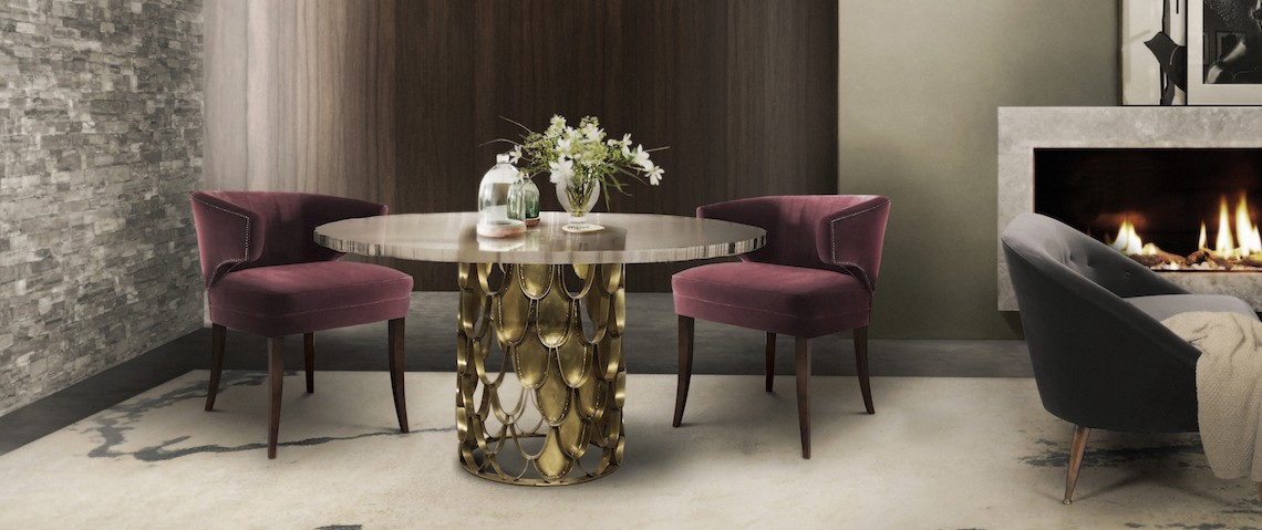 5 Astonishing Modern Dining Tables from Salone del Mobile 2016 ➤ Discover the season's newest designs and inspirations. Visit us at www.moderndiningtables.net #diningtables #homedecorideas #diningroomideas @ModDiningTables