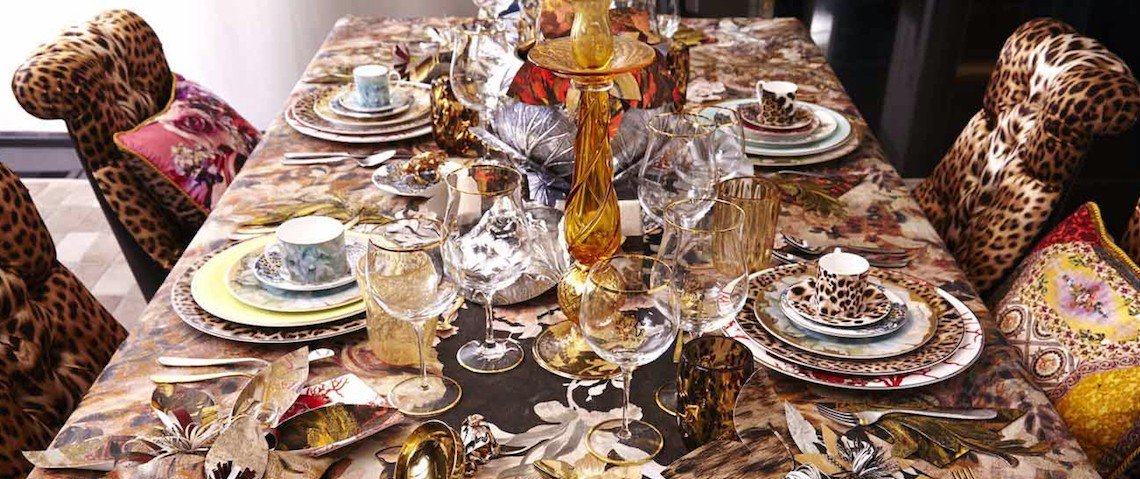 Roberto Cavalli will Surprise Everyone at Salone del Mobile 2016 ➤ Discover the season's newest designs and inspirations. Visit us at www.moderndiningtables.net #diningtables #homedecorideas #diningroomideas @ModDiningTables