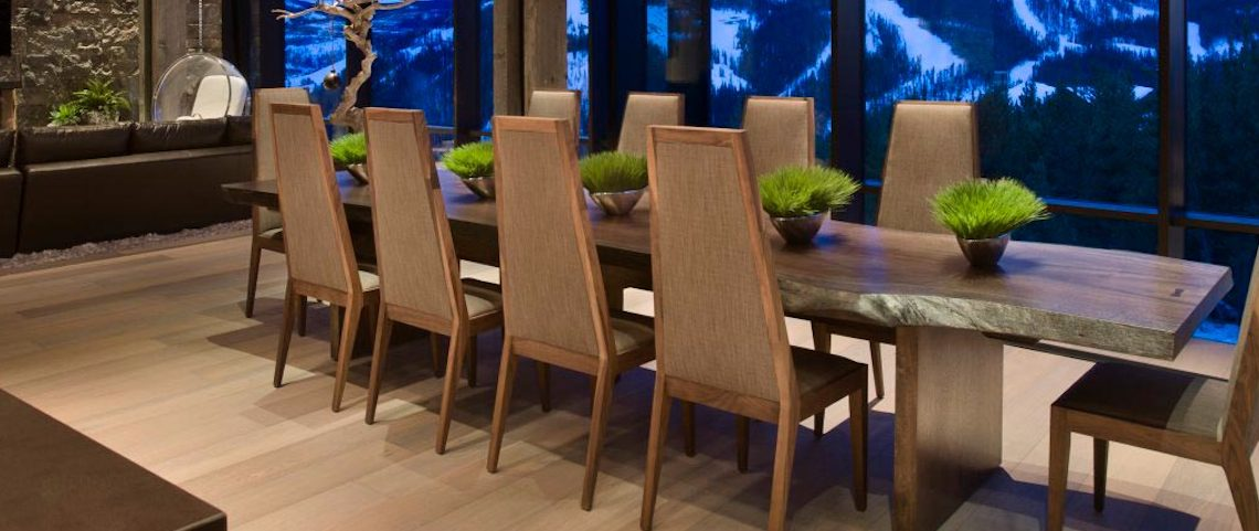 10 Jaw-Droppingly Gorgeous Dining Room Sets to Inspire You ➤ Discover the season's newest designs and inspirations. Visit us at www.moderndiningtables.net #diningtables #homedecorideas #diningroomideas @ModDiningTables