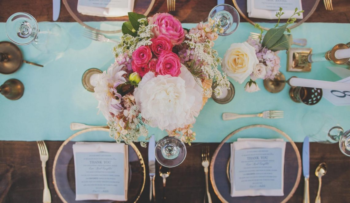 Just Married Just Married ! Find Your Wedding Dining Table 309261 1140x660