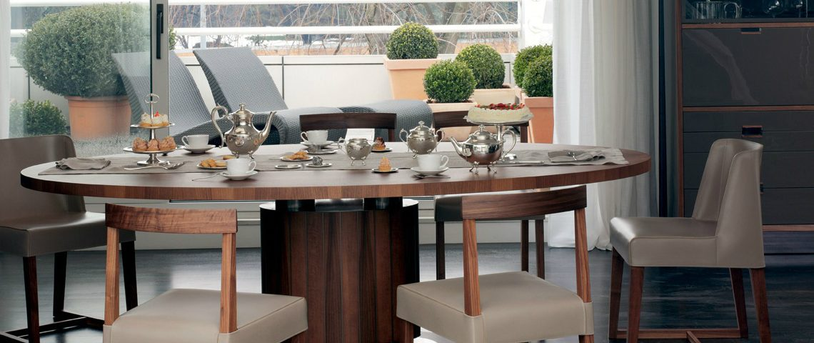 luxury brands 10 Outstanding Dining Room Tables by Top Luxury Brands 1 4 1140x480
