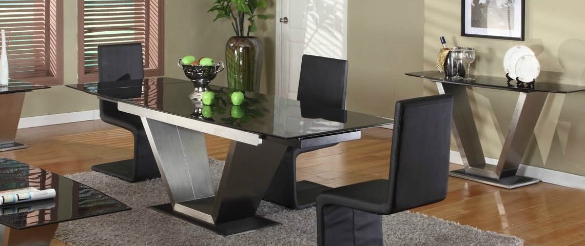 granite dining table Boost your Dining Room with these Granite Dining Tables 1 7 1140x480