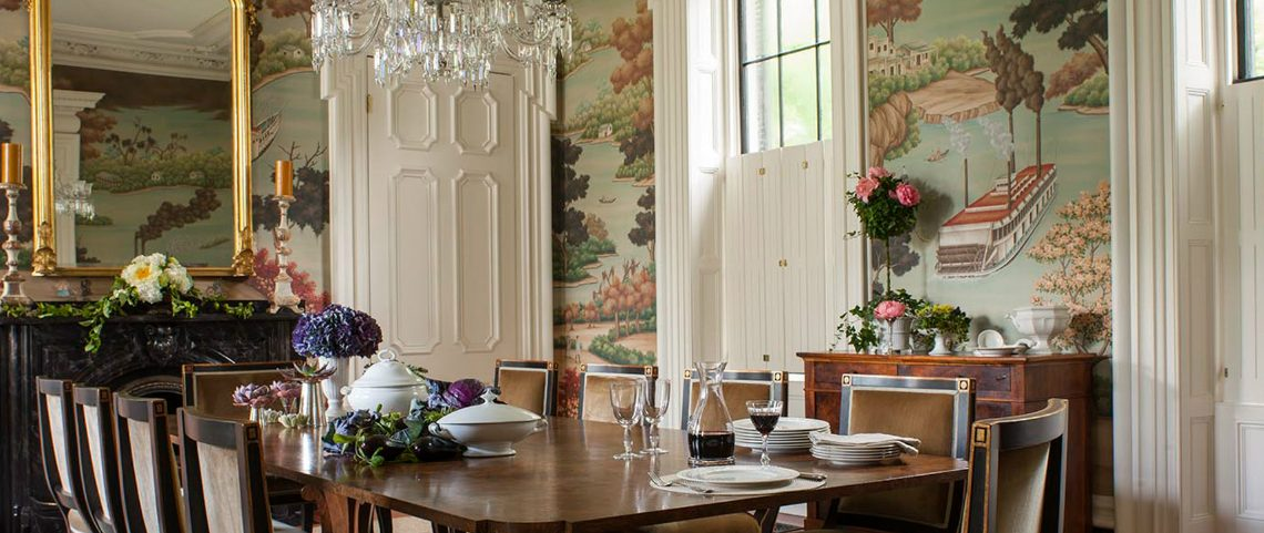victorian 10 Superb Victorian Dining Rooms  111 3 1140x481