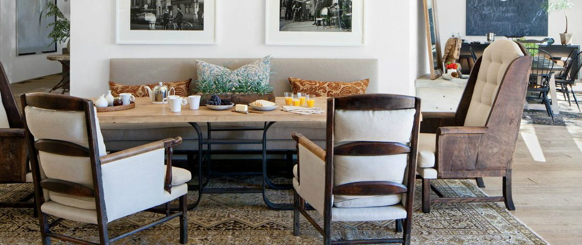 celebrity dining rooms 10 Fabulous Celebrity Dining Rooms to Be Inspired By 1111 1140x480