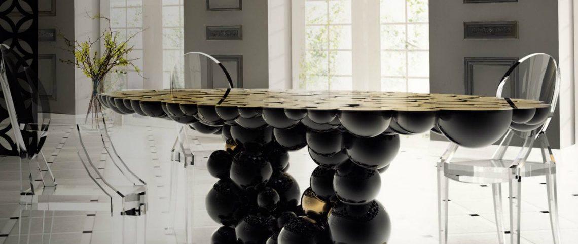 maison et objet Maison et Objet Preview – Modern Dining Tables in Exhibition 66254 8485874 1140x481