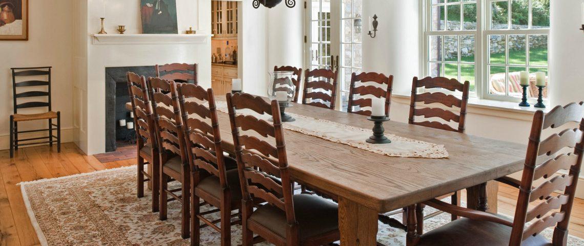 farmhouse 10 Farmhouse Dining Room Designs 1111 2 1140x481