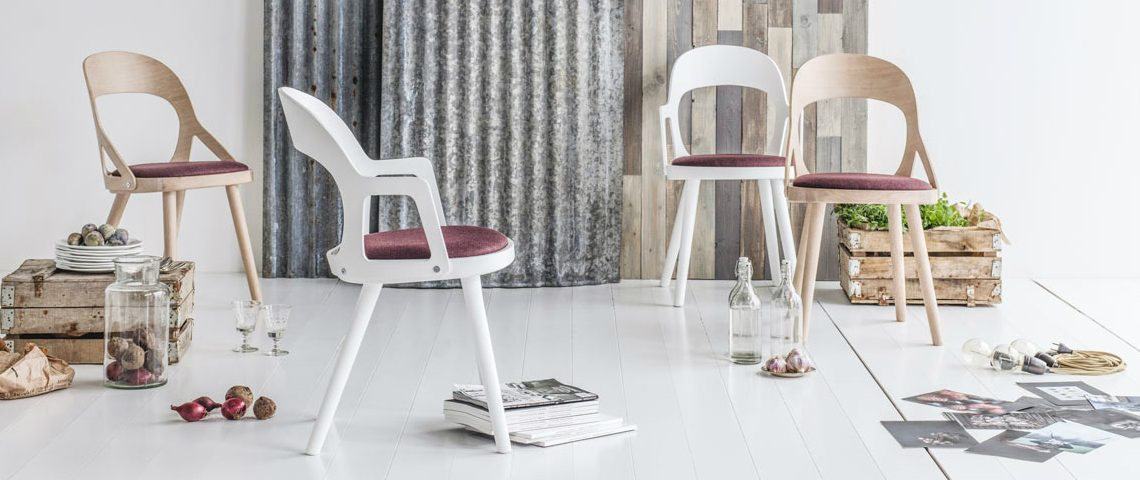 dining chair Colibri Chair: The Impeccable Nordic Dining Chair Colibri Chair Markus Johansson HansK 1 1140x480