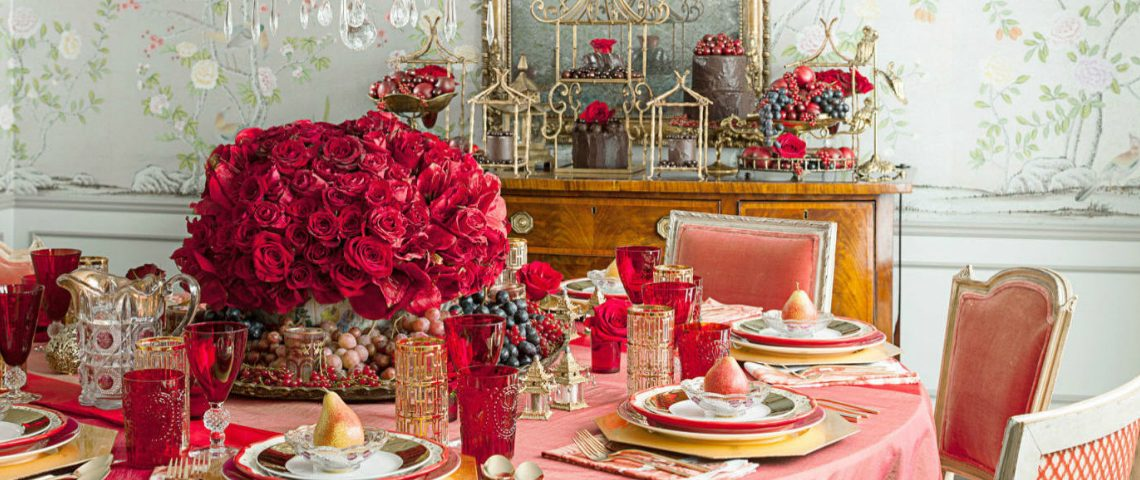 valentine How to decorate your dining room for Valentine's Day 111 2 1140x480