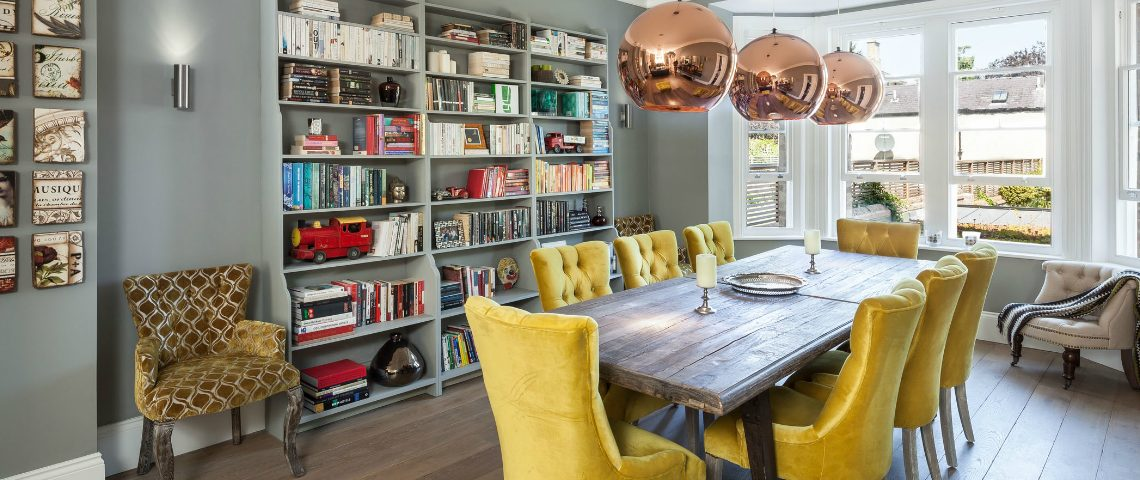 yellow 15 Dining Areas with Yellow Dining Chairs 111 5 1140x480