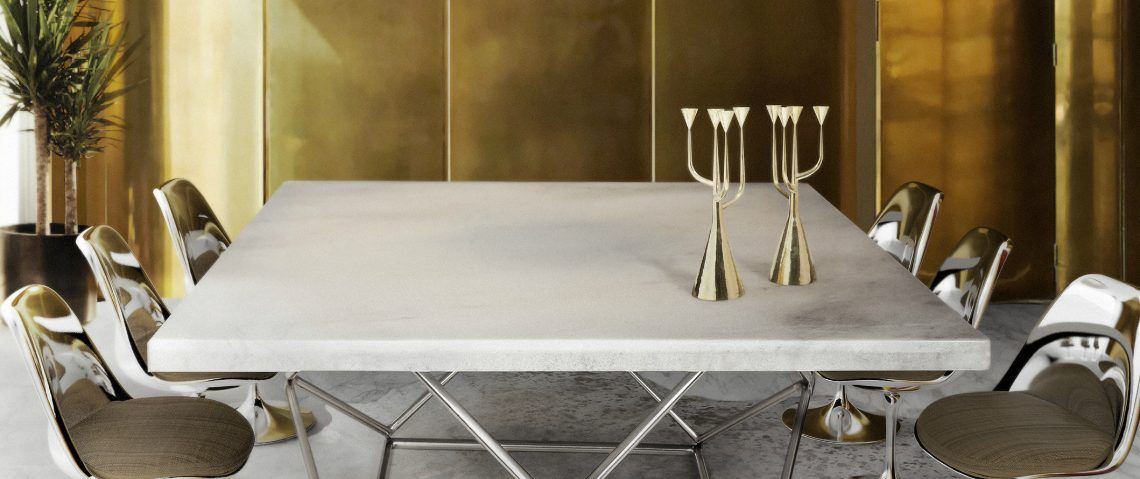 gold Luxury Dining Room with Golden Features 1111 3 1140x479