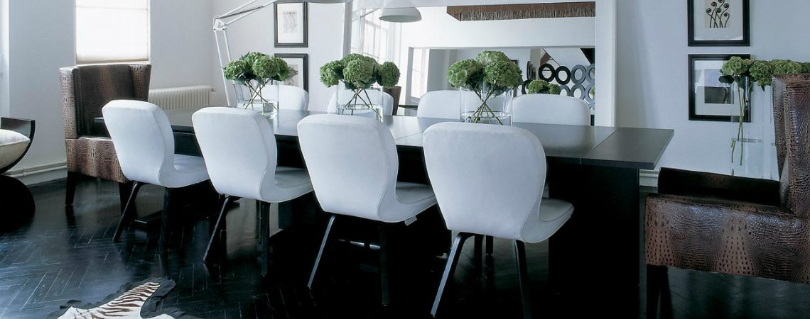 Kelly hoppen dining