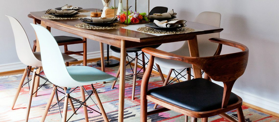 boho chic 25 Boho Chic Dining Room Designs That Will Inspire You 000 1140x500