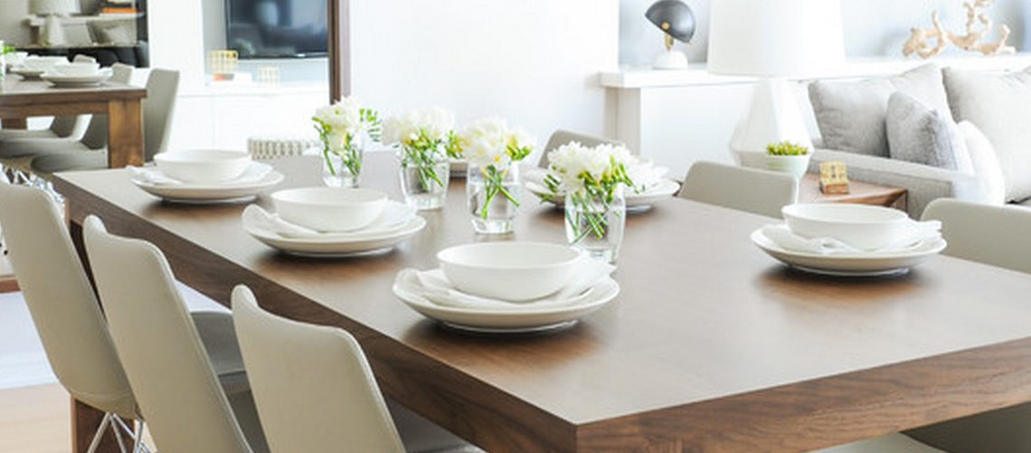 gray Gray and Wood: A Match Made in Design Heaven for your Dining Room 111 2 1140x501