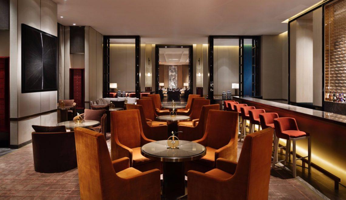 luxury hotels Luxury Hotels: Amazing Dining Areas Designed by Yabu Pushelberg YP WaldorfAstoriaBeijing16 1140x660