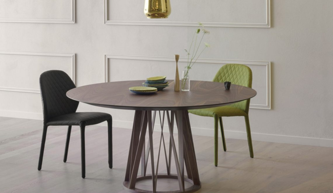 Modern Dining Table These Modern Dining Tables Are Inspired By Meter Sticks acco table florian schmid 01 1140x660