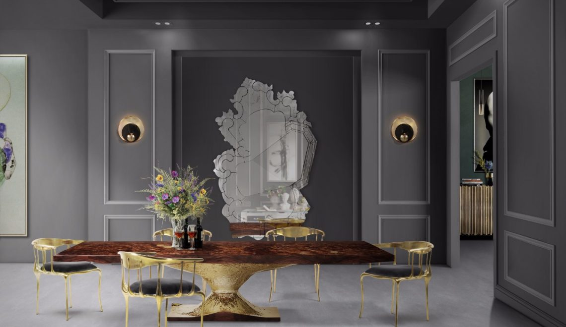 the dining room Metamorphosis Sconces Will Give The Perfect Light To The Dining Room metamorphosis dining hr 01 1140x660
