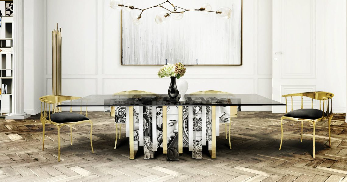 Modern Dining Table Heritage: A Modern Dining Table Inspired By Portuguese History 0 Heritage A Modern Dining Table Inspired By Portuguese History 1140x600
