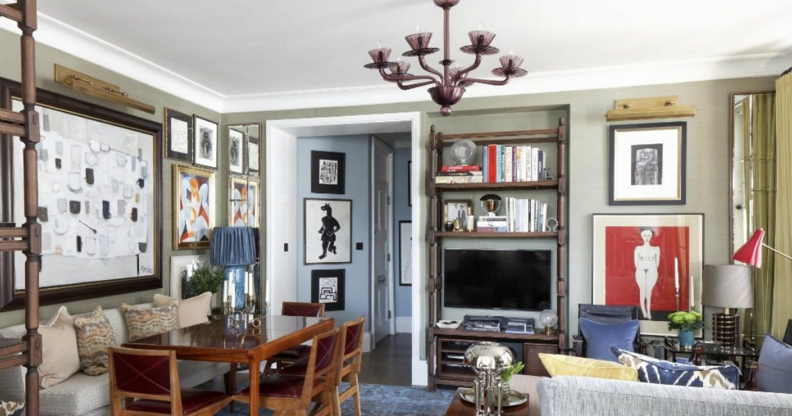 martin brudnizki Stunning Dining Areas By Top Interior Designer Martin Brudnizki 000 3 1140x600