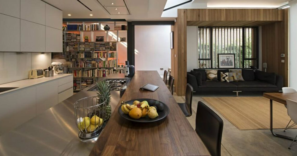 dining room designs The Best Dining Room Designs by Shh London 000 5 1140x600