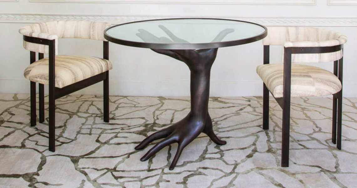round dining table designs Round Dining Table designs for your small dining room 000 9 1140x600