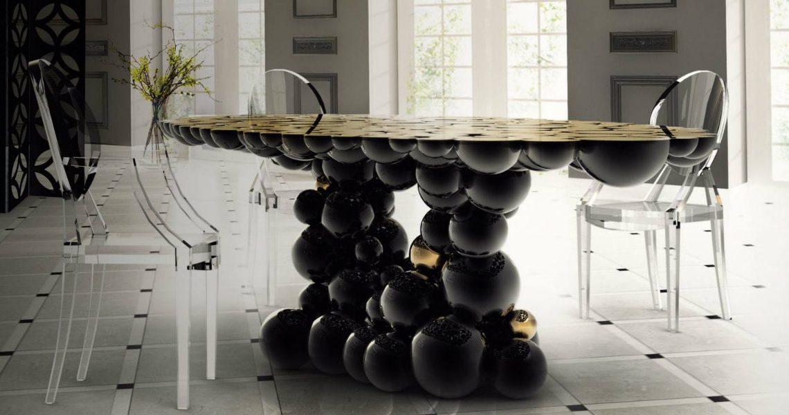 modern dining tables Top 25 Modern Dining Tables 0000000 1140x600