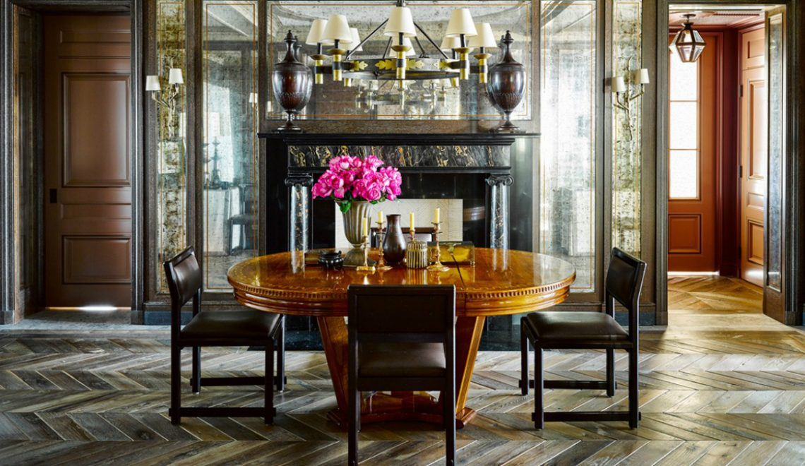 steven gambrel 10 Brilliant Dining Areas By Steven Gambrel 10 Brilliant Dining Areas By Steven Gambrel 11 1140x660
