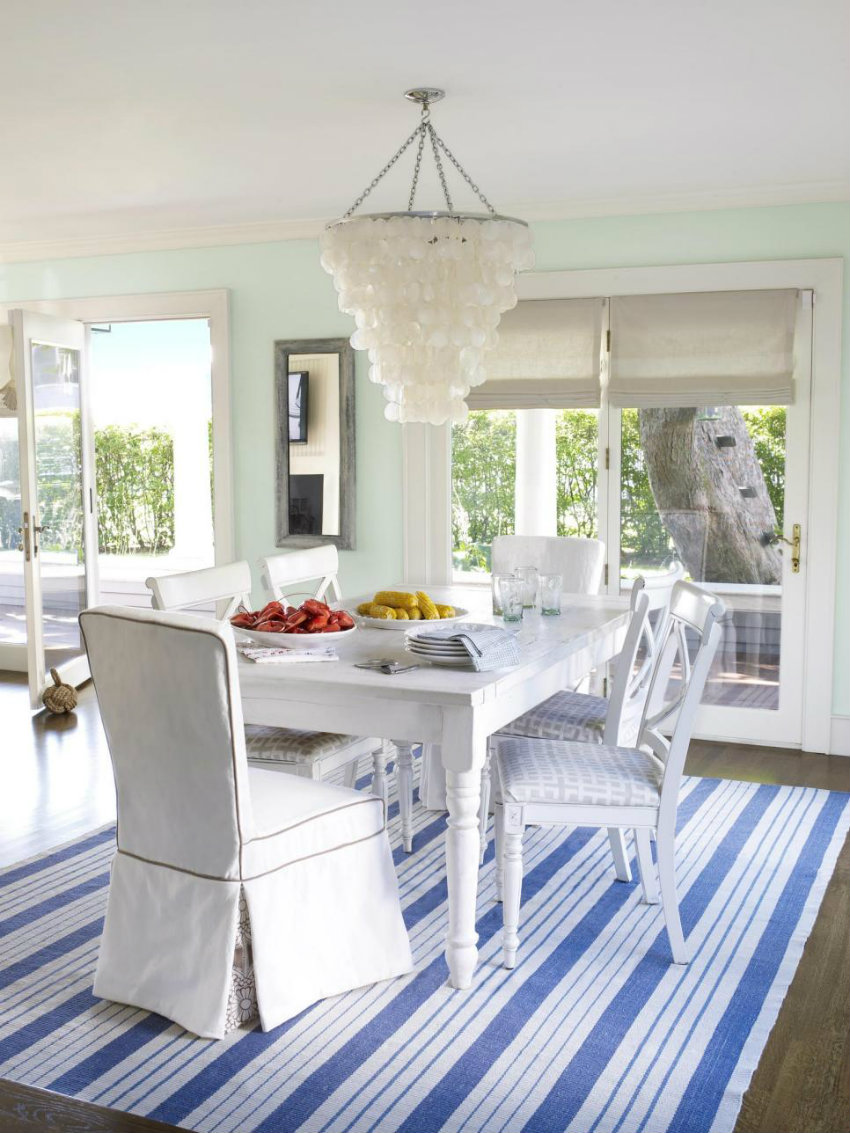 Beach-Style Dining Room Designs | Modern Dining Tables