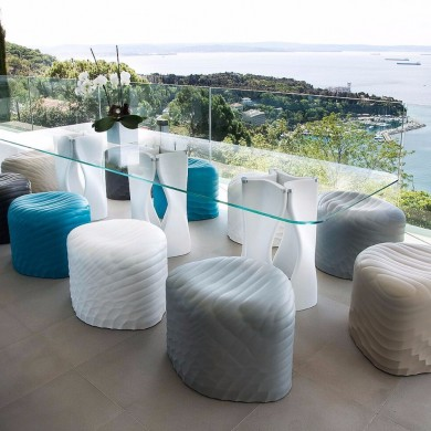 10 Glass Modern Dining Tables   www.bocadolobo.com #glasstables #diningtables #diningroom #thediningroom #diningarea #diningareadesign #luxuryinteriors #luxurybrands #luxury #glass @moderndiningtables