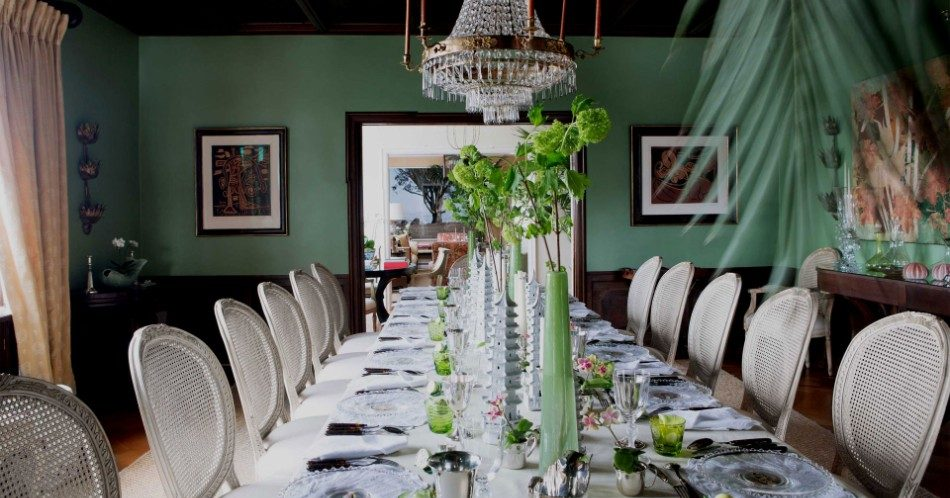 How to Choose Your Dining Room Color for 2018