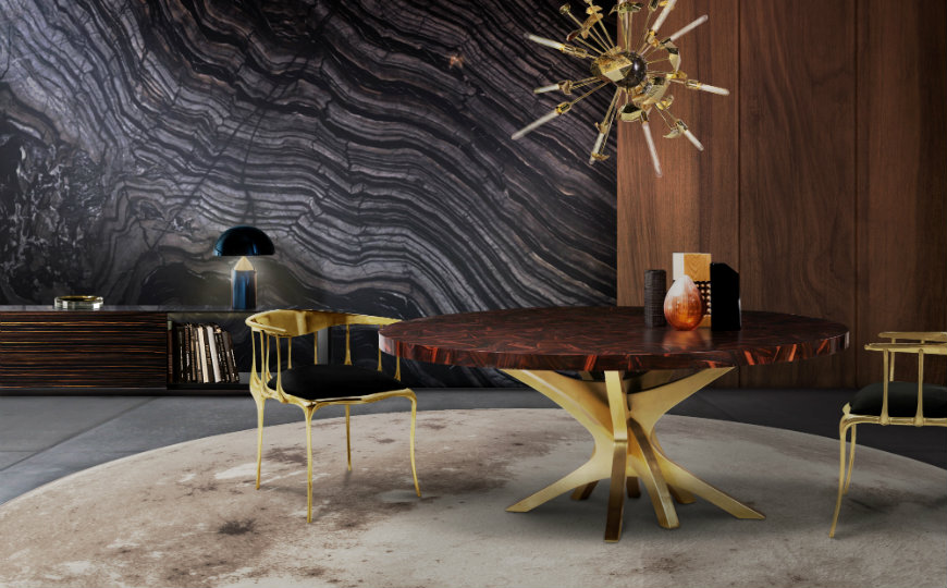 The Art of Handcrafting of Modern Dining Tables By Boca Do Lobo
