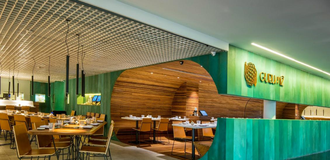modern dining tables Sushi Bar: Modern Dining Tables In Rio De Janeiro fffff