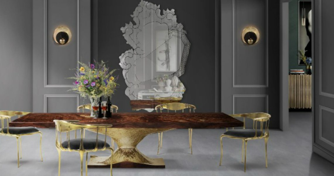 The Metamorphosis Dining Table A Unique Masterpiece