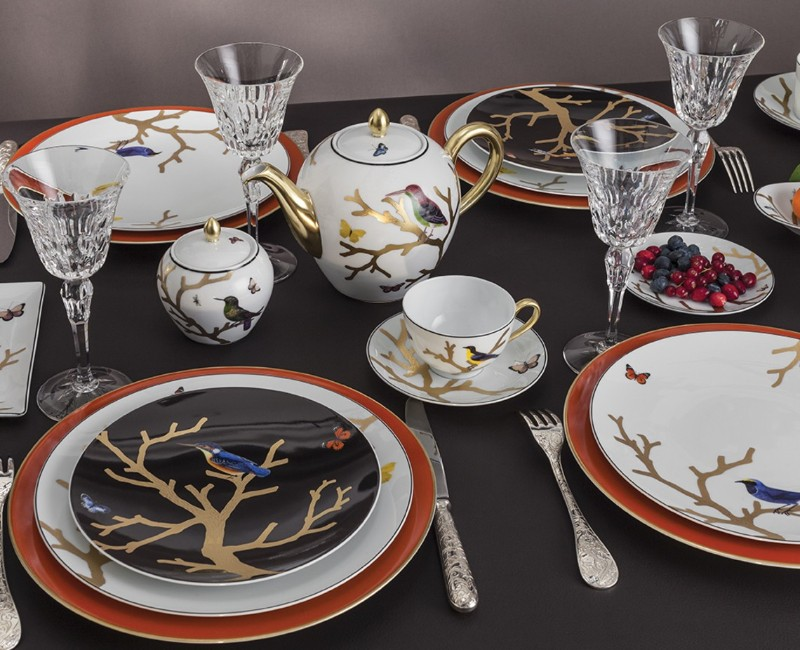 The Essential Tableware For a Luxury Dining Table luxury dining table The Essential Tableware For a Luxury Dining Table AuxOiseaux