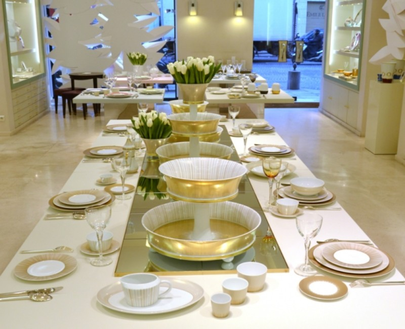The Essential Tableware For a Luxury Dining Table