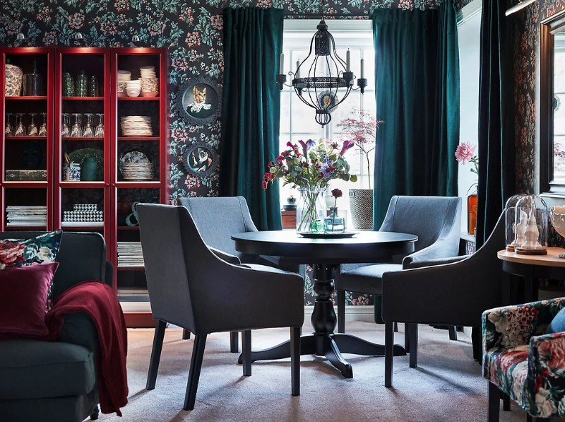 Dining Room Ideas That Will Be In and Out in 2019