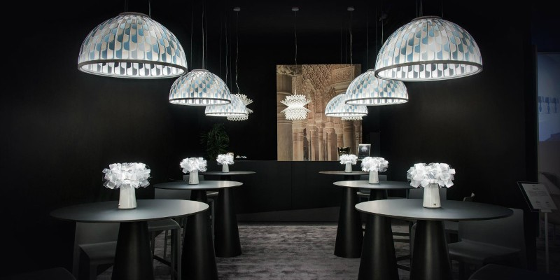 Discover Slamp's Contemporary Lamps for Your Modern Dining Design