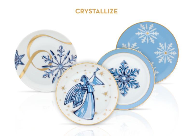 Get Creative with Vista Alegre's Christmas Gems