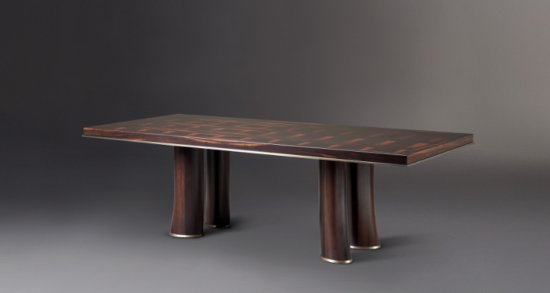 Promemoria's Most Amazing Contemporary Dining Tables