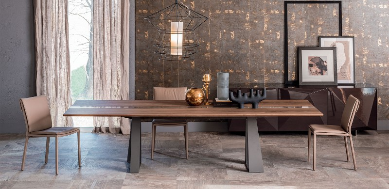 Most Amazing Wooden Tables Cattelan Italia Cattelan Italia's Most Amazing Wooden Tables Most Amazing Wooden Tables 11