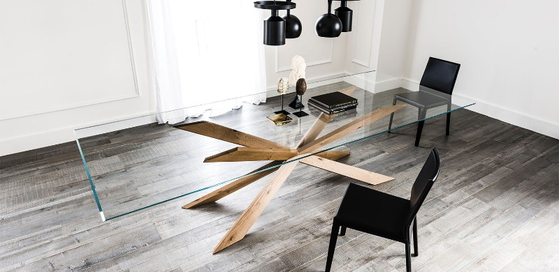 Most Amazing Wooden Tables Cattelan Italia Cattelan Italia's Most Amazing Wooden Tables Most Amazing Wooden Tables 12