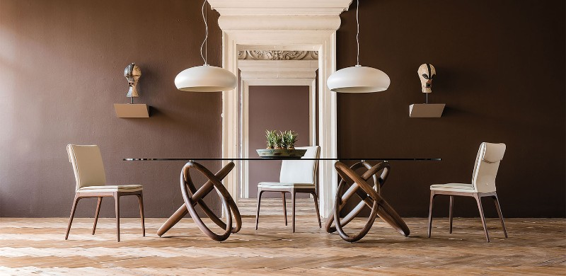 Most Amazing Wooden Tables Cattelan Italia Cattelan Italia's Most Amazing Wooden Tables Most Amazing Wooden Tables 4