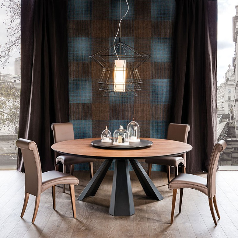 Most Amazing Wooden Tables Cattelan Italia Cattelan Italia's Most Amazing Wooden Tables Most Amazing Wooden Tables 5