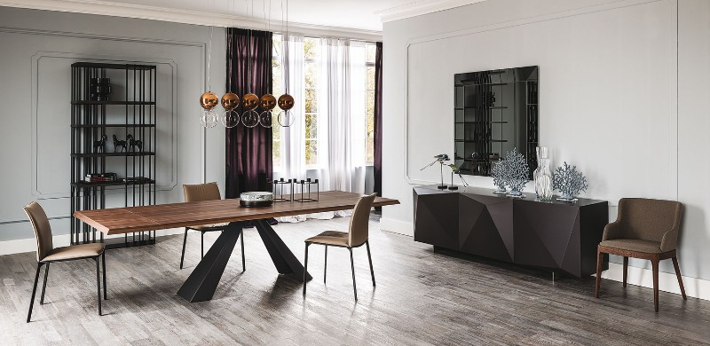 Most Amazing Wooden Tables Cattelan Italia Cattelan Italia's Most Amazing Wooden Tables Most Amazing Wooden Tables 6