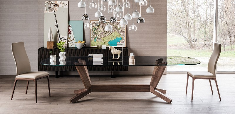 Cattelan Italia's Most Amazing Wooden Tables