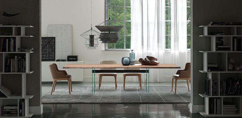 Most Amazing Wooden Tables Cattelan Italia Cattelan Italia's Most Amazing Wooden Tables Most Amazing Wooden Tables 9