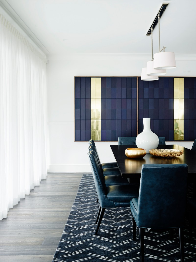 What's Hot On Pinterest: Astonishing Blue Dining Rooms blue dining rooms What's Hot On Pinterest: Astonishing Blue Dining Rooms Whats Hot On Pinterest Astonishing Blue Dining Designs 15